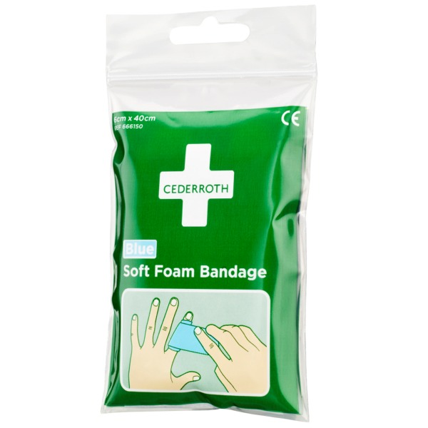 Cederroth Soft Foam Bandage,